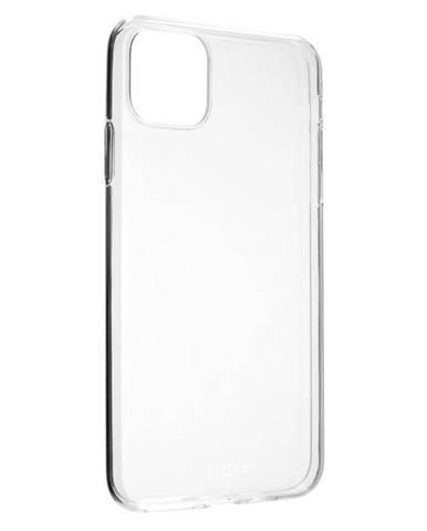 Kryt na mobil Fixed na Apple iPhone 11 Pro Max priehľadný