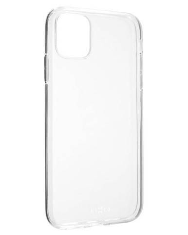 Kryt na mobil Fixed Skin na Apple iPhone 11 priehľadný