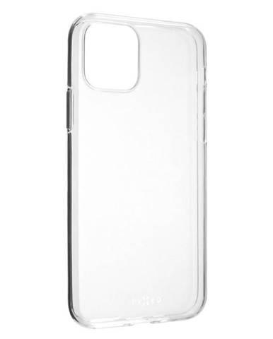 Kryt na mobil Fixed Skin na Apple iPhone 11 Pro priehľadný