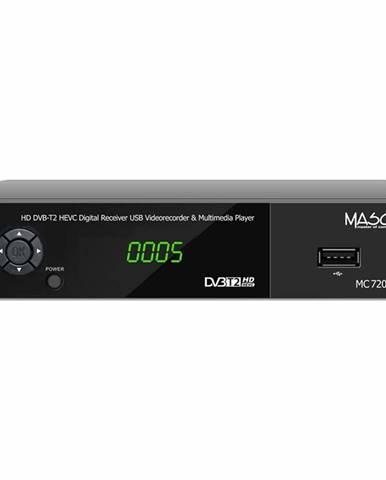 Set-top box Mascom MC720T2 HD čierny