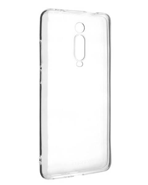 FIXED Kryt na mobil Fixed Skin na Xiaomi Mi 9T/ Mi 9T Pro priehľadný