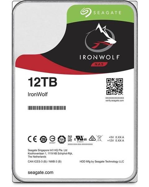 "Seagate Pevný disk 3,5"" Seagate IronWolf 12TB"