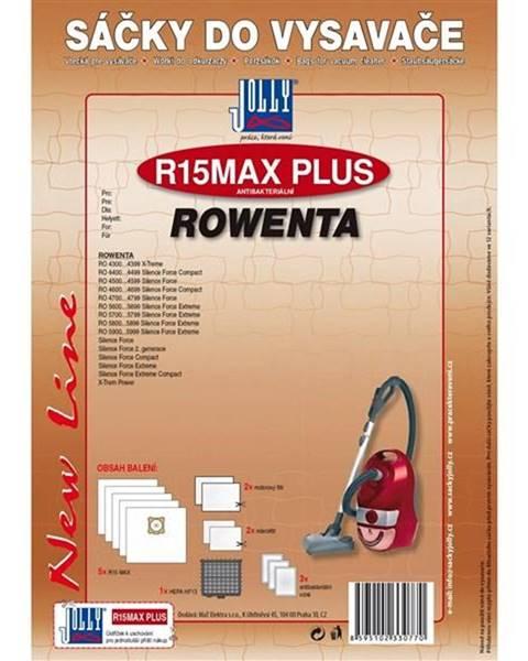Jolly Sáčky pre vysávače Jolly R 15 MAX Plus Rowenta
