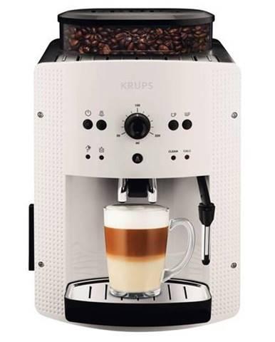 Espresso Krups Essential Picto EA8105 čierne/biele