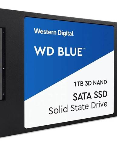 SSD Western Digital Blue 3D Nand 2,5&
