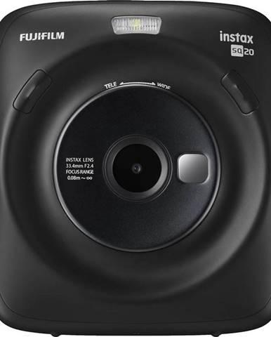 Digitálny fotoaparát Fujifilm Instax Square SQ 20 čierny