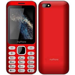 Mobilný telefón myPhone Maestro červený
