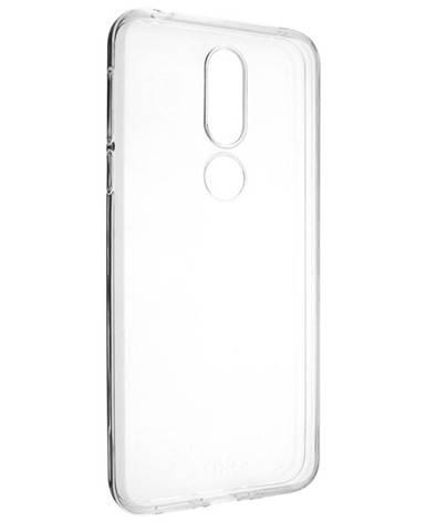 Kryt na mobil Fixed na Nokia 7.1 priehľadný