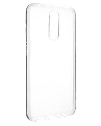Kryt na mobil Fixed na Xiaomi Redmi 8 priehľadný