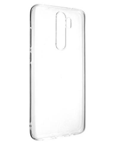 Kryt na mobil Fixed na Xiaomi Redmi Note 8 Pro priehľadný