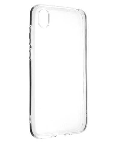 Kryt na mobil Fixed Skin na Honor 8S/Honor 8S 2020 priehľadný