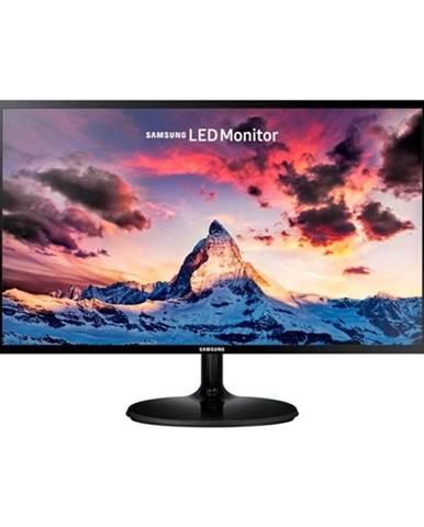 Monitor Samsung S24f350fhuxen čierny