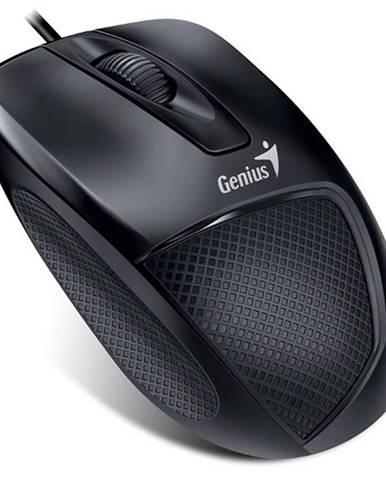 Myš  Genius DX-150X čierna / optická / 3 tlačítka / 1000dpi