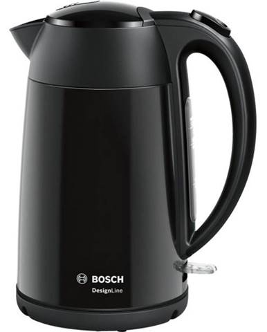Rýchlovarná kanvica Bosch DesignLine Twk3p423 čierna