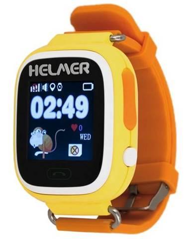 Inteligentné hodinky Helmer LK 703 dětské žlté