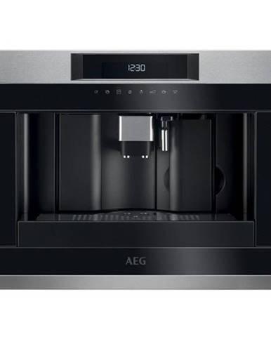 Espresso AEG Mastery Kke884500m nerez