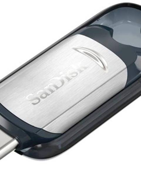 Sandisk USB flash disk Sandisk Ultra 64GB USB-C čierny/strieborný