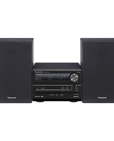 Mikro HiFi systém Panasonic SC-Pm250eg-K čierny