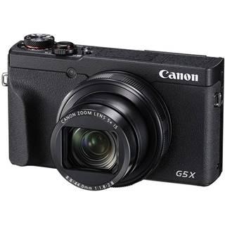 Digitálny fotoaparát Canon PowerShot G5X Mark II čierny