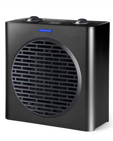 Teplovzdušný ventilátor Black+Decker Bxsh1500e čierny