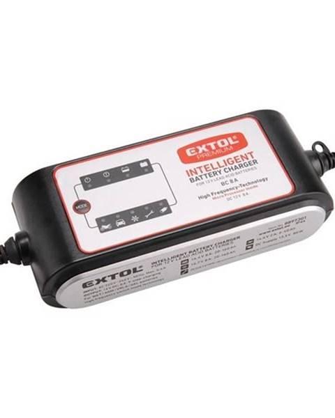 EXTOL Nabíjačka autobatérií Extol Premium 8897301