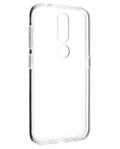 Kryt na mobil Fixed na Nokia 4.2 priehľadný