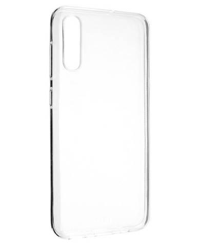 Kryt na mobil Fixed na Samsung Galaxy A70 priehľadný