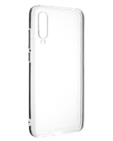 Kryt na mobil Fixed na Xiaomi Mi9 Lite priehľadný