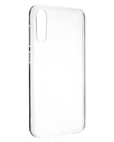 Kryt na mobil Fixed Skin na Samsung Galaxy A70 priehľadný
