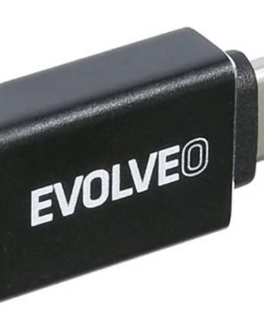 Redukcia Evolveo USB/USB-C čierna
