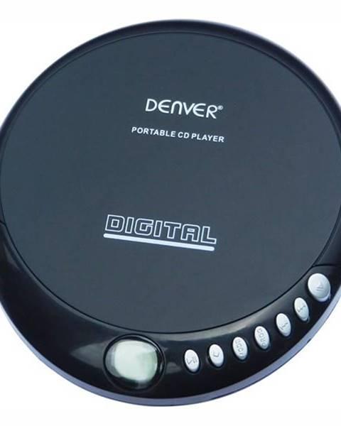 Denver Discman Denver DM-24 čierny