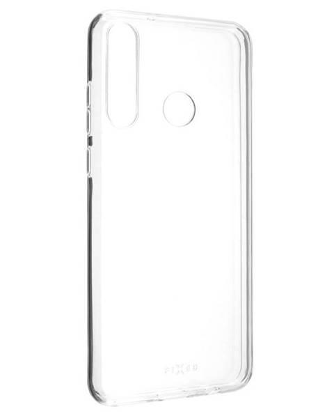 FIXED Kryt na mobil Fixed na Huawei Y6p priehľadný
