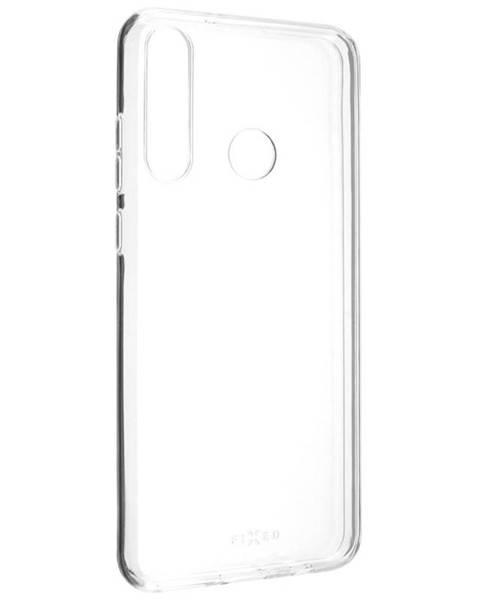 FIXED Kryt na mobil Fixed Skin na Huawei Y6p priehľadný