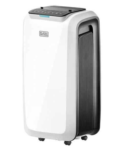 Black+Decker Mobilná klimatizácia Black+Decker Bxac9000e čierna/biela