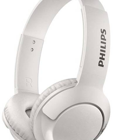 Slúchadlá Philips Shb3075wt biela
