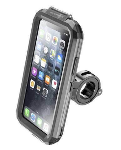 Držiak na mobil Interphone na Apple iPhone 11 Pro, úchyt na řídítka