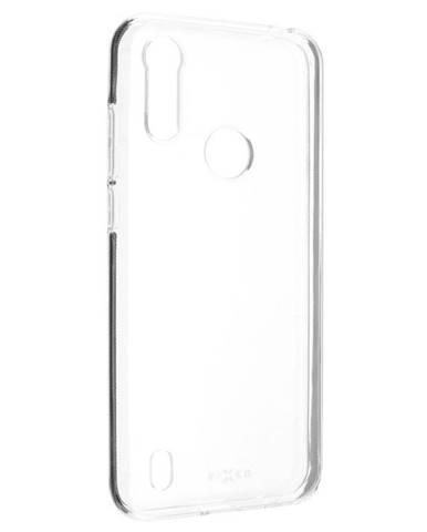 Kryt na mobil Fixed na Motorola Moto E6s 2020 priehľadný