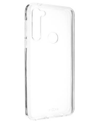 Kryt na mobil Fixed na Motorola Moto G Pro priehľadný