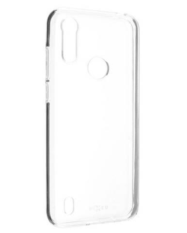 Kryt na mobil Fixed Skin na Motorola Moto E6s 2020 priehľadný