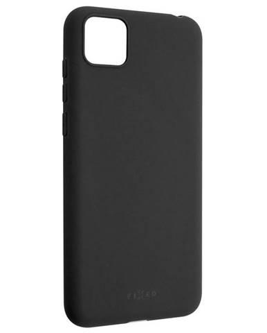 Kryt na mobil Fixed Story na Huawei Y5p čierny