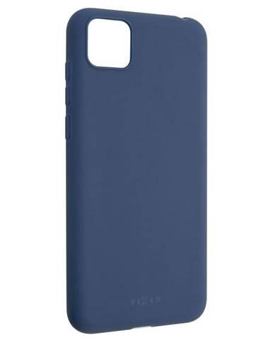 Kryt na mobil Fixed Story na Huawei Y5p modrý