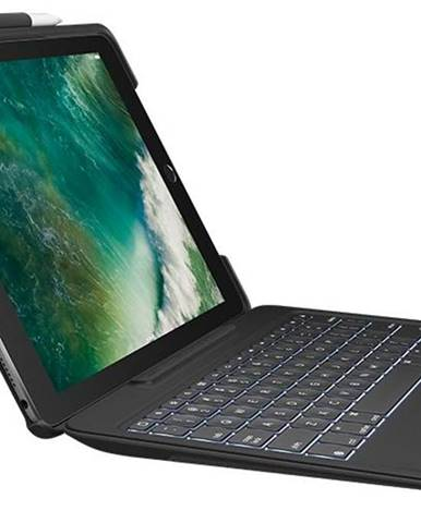 Púzdro na tablet Logitech Slim Combo na Apple iPad Pro 10,5, UK