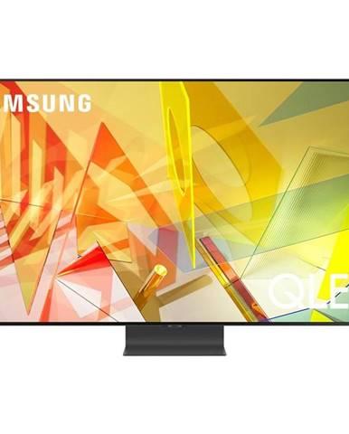 Televízor Samsung Qe65q95ta strieborn