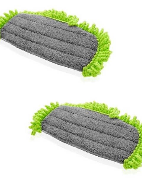 Eta Čistiace textílie ETA 9800 00123 sivé/zelen