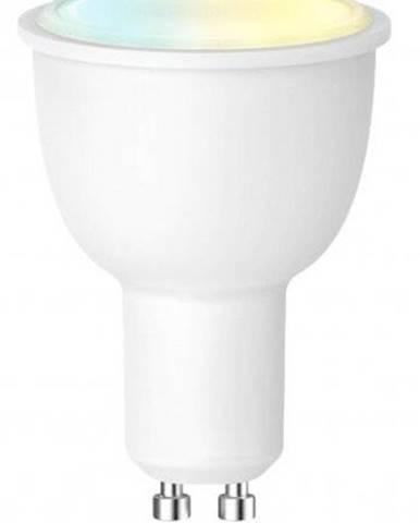 Inteligentná žiarovka Swisstone SH 350, GU10, 380 lm, 4,5 W, WiFi,