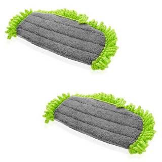 Čistiace textílie ETA 9800 00123 sivé/zelen