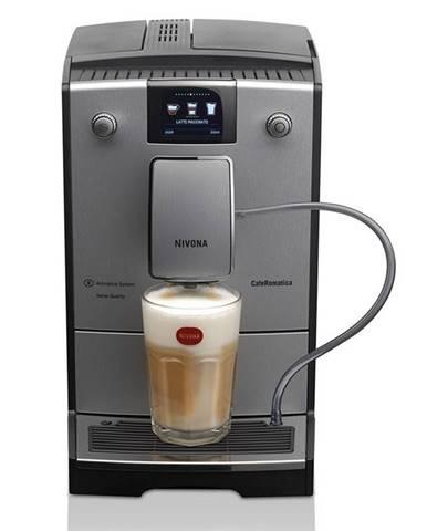 Espresso Nivona CafeRomatica 769 strieborn