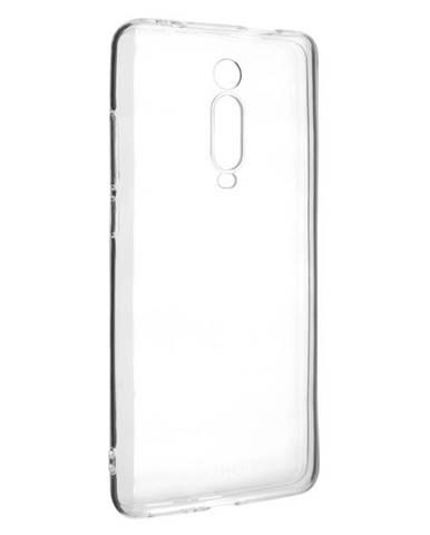 Kryt na mobil Fixed na Xiaomi Mi 9T/ Mi 9T Pro priehľadný