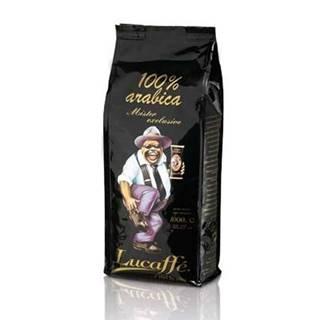 Káva zrnková Lucaffé Exclusive 1kg