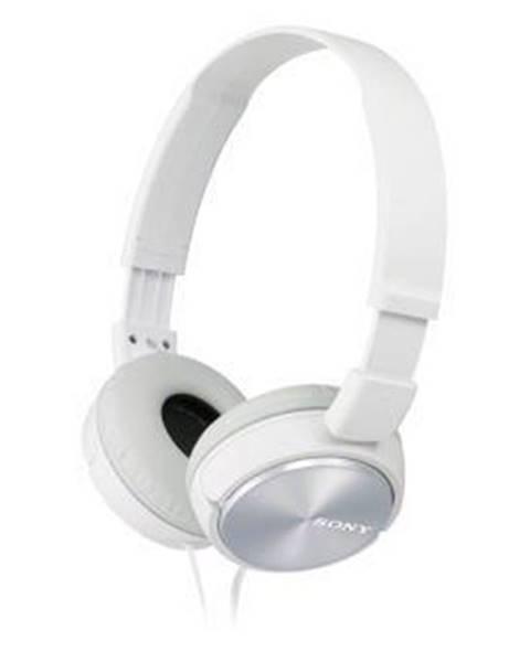 Sony Slúchadlá Sony Mdrzx310w.AE biela